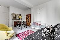 cool chairs in Port Royal - Les Gobelins luxury apartment