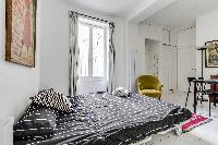 nice bedroom of Port Royal - Les Gobelins luxury apartment
