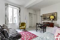 nice interiors of Port Royal - Les Gobelins luxury apartment