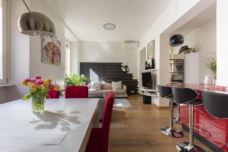 spacious Monti-San Lorenzo - Via Machiavelli luxury apartment