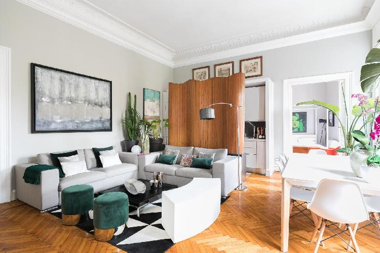 chic Villa Borghese-Roma Nord - Via Po luxury apartment and holiday home