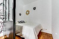 lovely bedroom of Beaugrenelle - Saint Charles luxury apartment