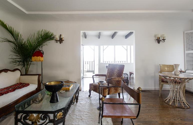 nifty Hollywood Heights luxury vacation rental