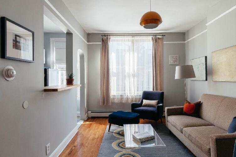 neat Brooklyn Ryerson Street II luxury holiday home and vacation rental