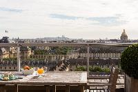 splendid balcony of Eiffel Tower - Avenue de la Motte-Picquet luxury apartment