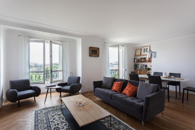 chic Quartier Latin - Quai de la Tournelle II luxury apartment