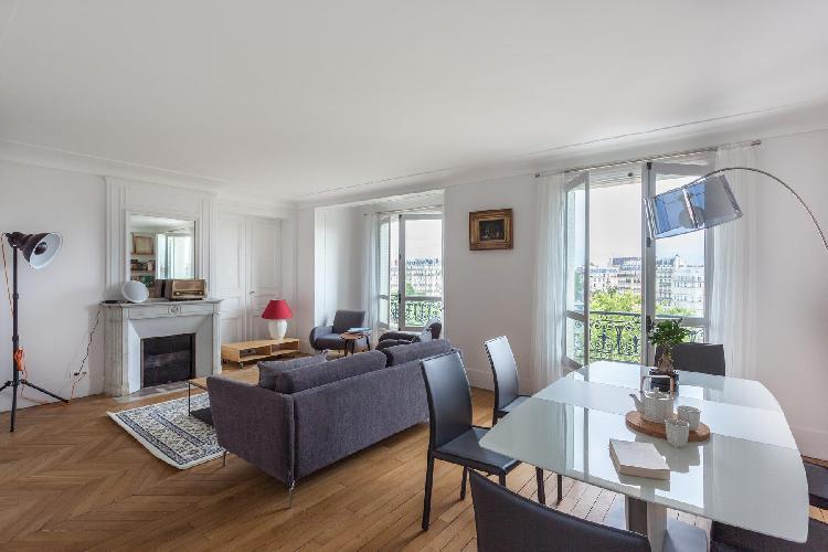 charming Quartier Latin - Quai de la Tournelle II luxury apartment
