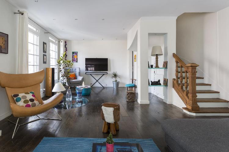 neat Montmartre Sacré-Coeur - South Pigalle - Rue Ravignan II luxury apartment
