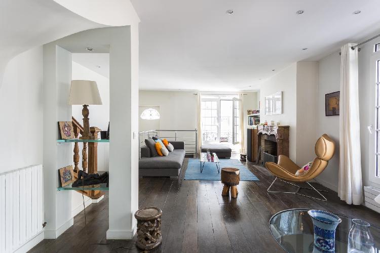 pleasant Montmartre Sacré-Coeur - South Pigalle - Rue Ravignan II luxury apartment