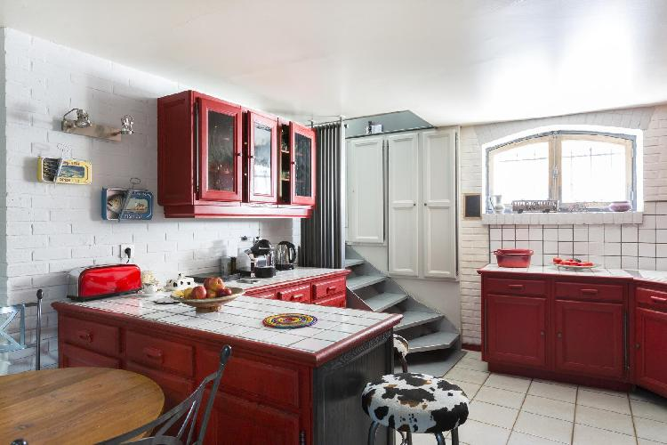 delightful Montmartre Sacré-Coeur - South Pigalle - Rue Ravignan II luxury apartment