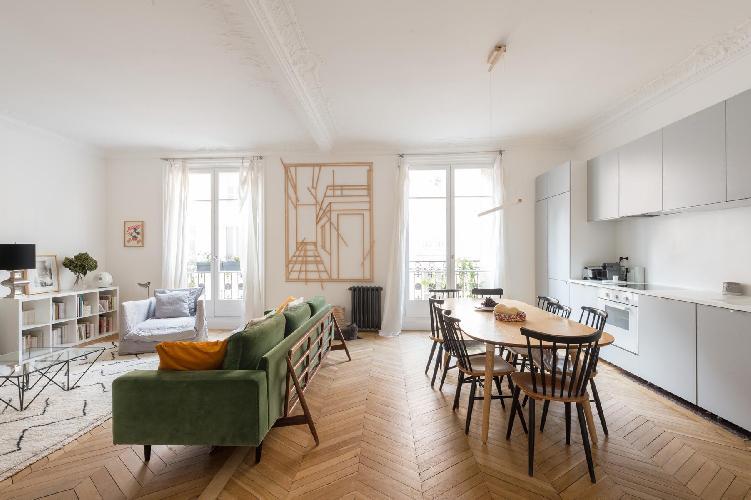 awesome Canal Saint-Martin - République - Boulevard Saint-Martin luxury apartment