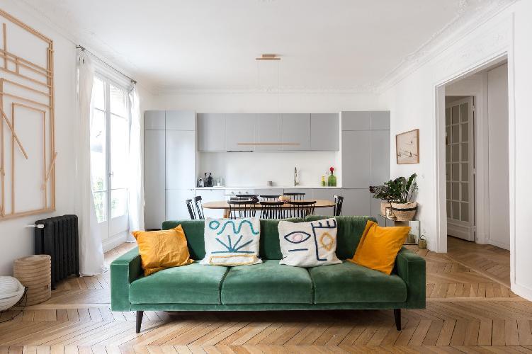 amazing Canal Saint-Martin - République - Boulevard Saint-Martin luxury apartment