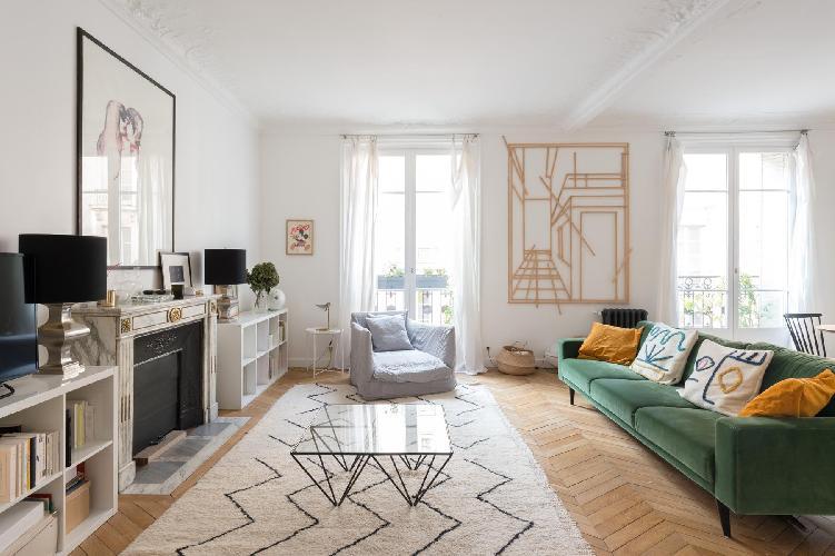 charming Canal Saint-Martin - République - Boulevard Saint-Martin luxury apartment