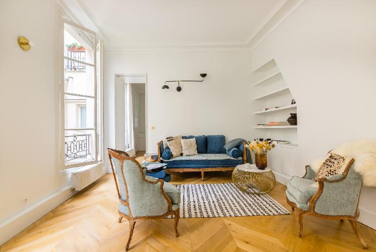 nice Louvre – Opéra - Rue de Caumartin II luxury apartment
