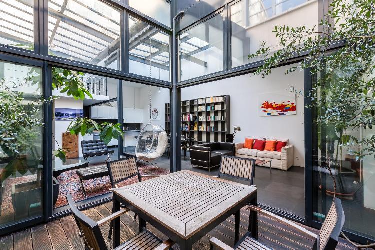 awesome Bastille - Passage de la Bonne Graine luxury apartment