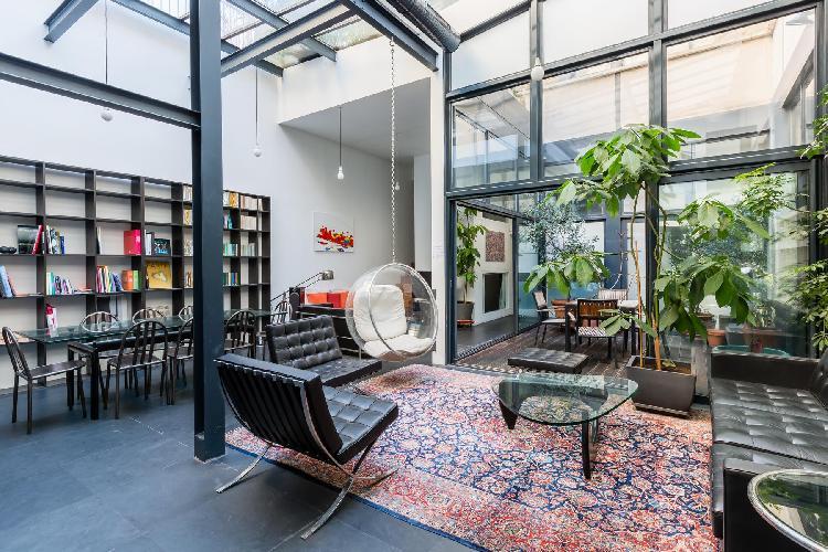 amazing Bastille - Passage de la Bonne Graine luxury apartment