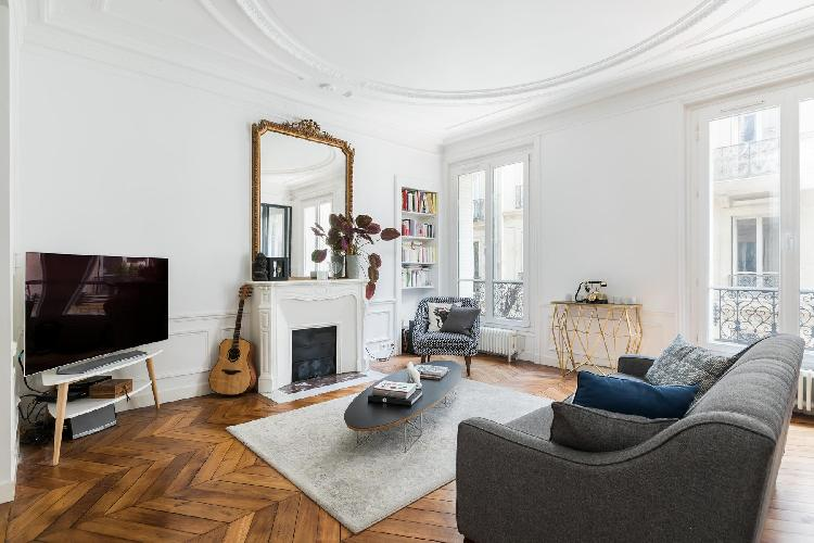 nice Saint-Germain-des-Prés - Rue Sainte-Beuve luxury apartment
