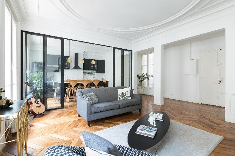 charming Saint-Germain-des-Prés - Rue Sainte-Beuve luxury apartment