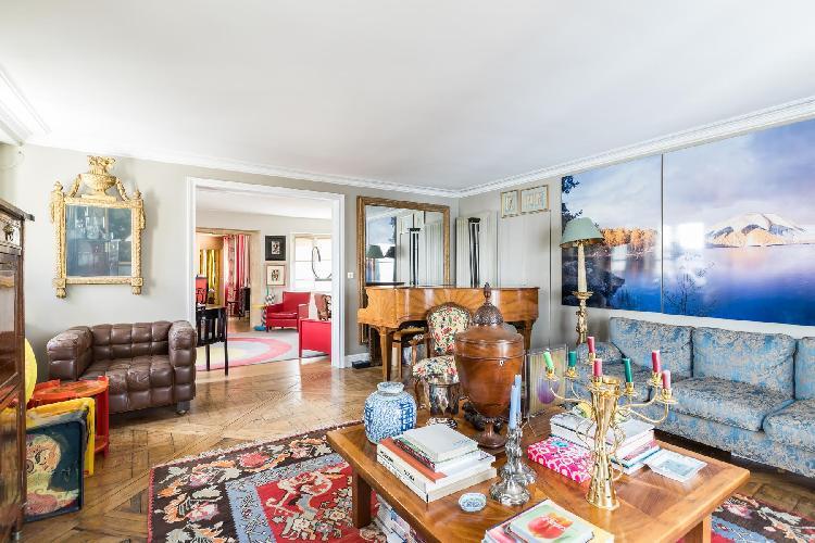 nice Saint-Germain-des-Prés - Quai Malaquais luxury apartment