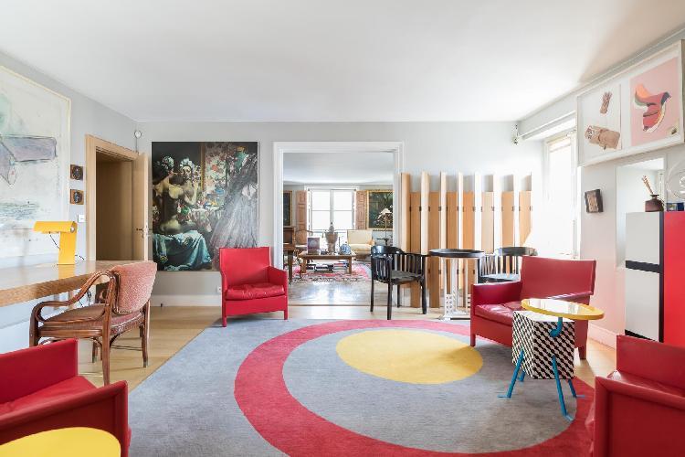 awesome Saint-Germain-des-Prés - Quai Malaquais luxury apartment