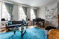 airy and sunny London - Ebury Street luxury apartment