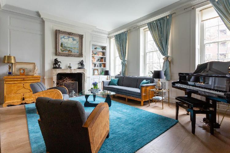 chic London - Ebury Street luxury apartment, holiday home, vacation rental