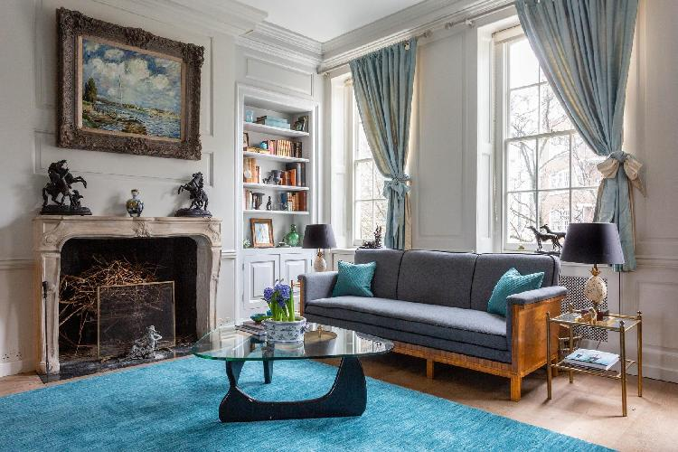 pleasant living room of London - Ebury Street luxury apartmentLondon - Ebury Street luxury apartment
