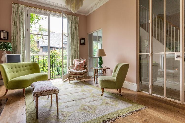 chic Westbourne Grove - Aldridge Road Villas II luxury apartment