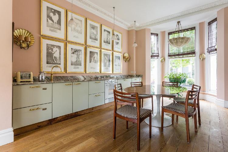 sunny and airy Westbourne Grove - Aldridge Road Villas II luxury apartment