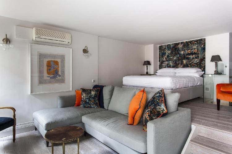 neat Marylebone - Seymour Place III Studio luxury apartment, holiday home, vacation rental
