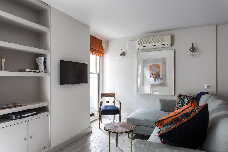 nice Marylebone - Seymour Place III Studio luxury apartment, holiday home, vacation rental