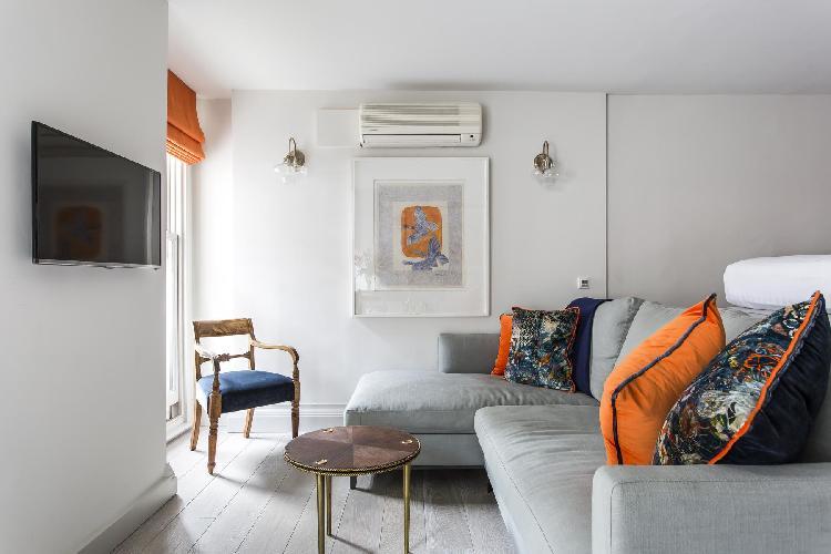 fully furnished Marylebone - Seymour Place III Studio luxury apartment