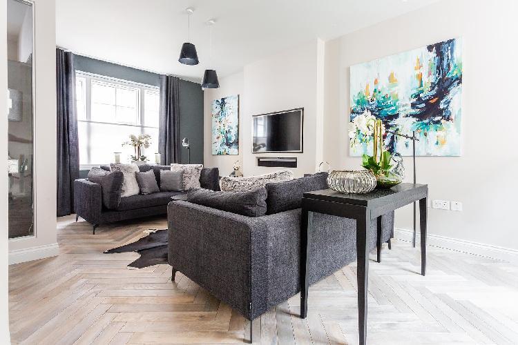 chic Marylebone - Middleton Place luxury apartment, holiday home, vacation rental