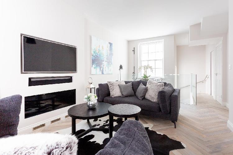 spacious Marylebone - Middleton Place luxury apartmentn rental