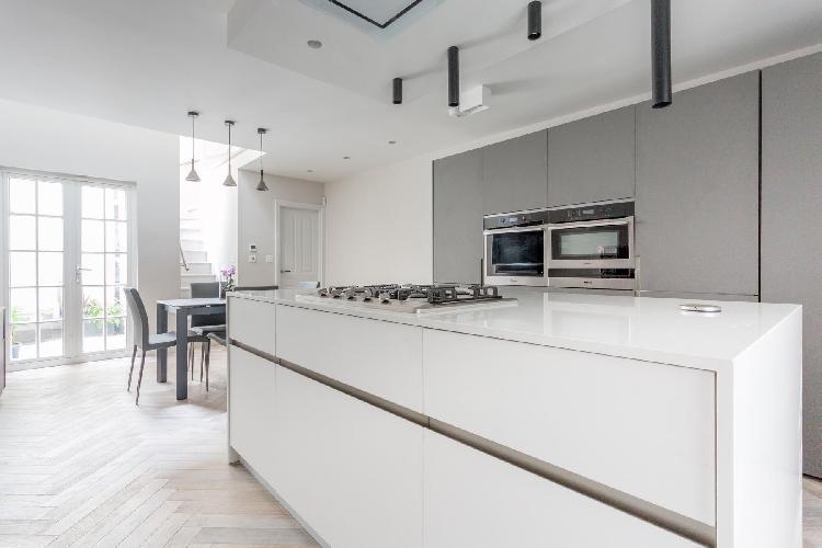 delightful multilevel Marylebone - Middleton Place luxury apartment