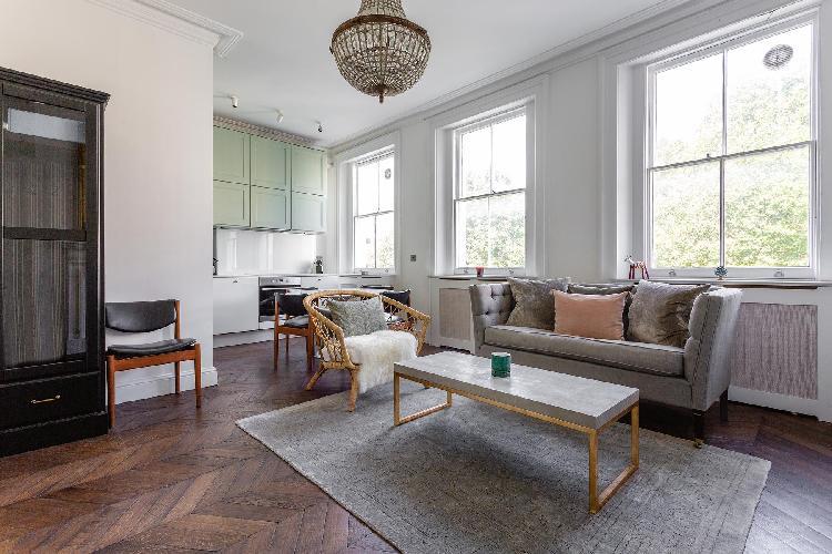 chic South Kensington - Onslow Gardens XXII luxury apartment