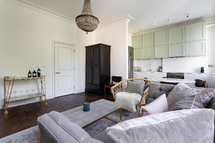 nice South Kensington - Onslow Gardens XXII luxury apartment
