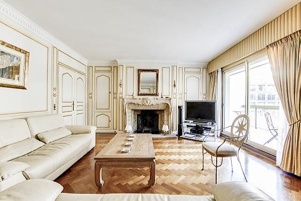 beautiful Trocadéro - Poincaré 3 Bedrooms I luxury apartment and holiday home