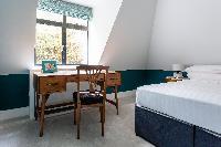 nice bedroom in Kensington Church Street VIII luxury apartment