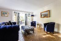 cool living room of Kensington Church Street VIII luxury apartment