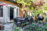 beautiful multilevel Kensington Church Street VIII luxury apartment