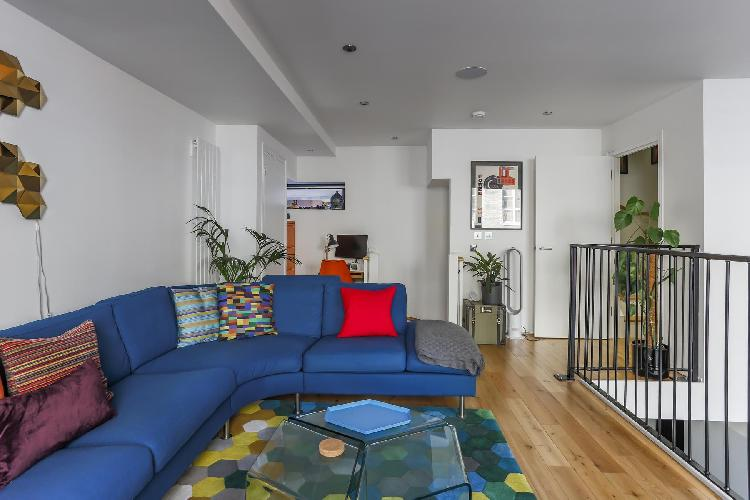 fully furnished Shoreditch - Grimsby Street II luxury apartment