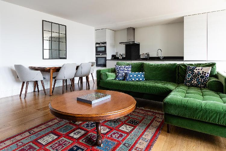neat Ladbroke Grove - Faraday Road II luxury apartment