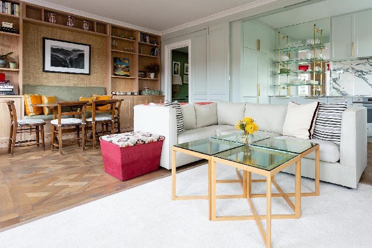 chic South Kensington - Cresswell Gardens III luxury apartment