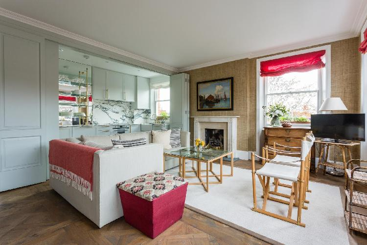 fully furnished South Kensington - Cresswell Gardens III luxury apartment