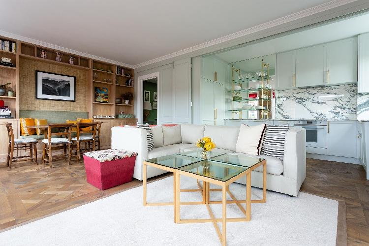 spacious South Kensington - Cresswell Gardens III luxury apartment