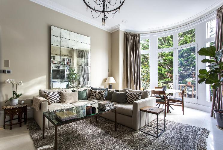 beautiful Hampstead - Belsize Park III luxury apartment, holiday home, vacation rental