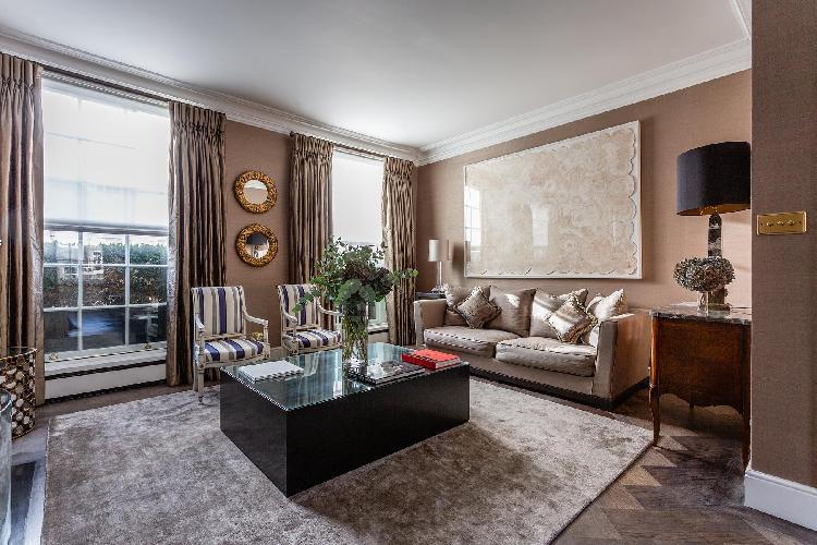chic Belgravia - Eaton Terrace V luxury apartment, holiday home, vacation rental