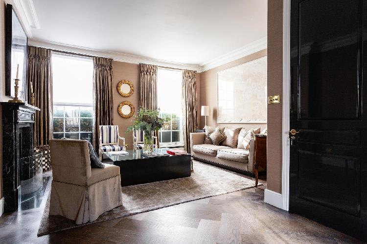 charming Belgravia - Eaton Terrace V luxury apartment, holiday home, vacation rental
