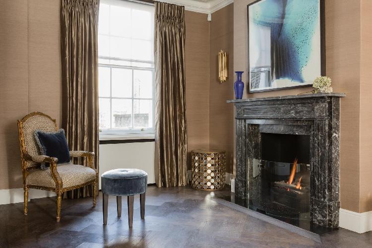 beautiful parlor of Belgravia - Eaton Terrace V luxury apartment
